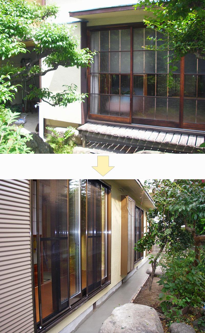 北区M様邸 増改築リフォーム